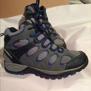 Merrell Shoes | Merrell Hilltop hiking boots 6.5